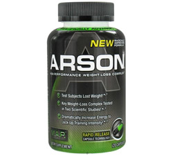 Arson High-Performance Weight-Loss Complex