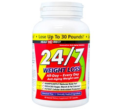 24/7 Anti-Aging Weight Loss Support
