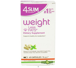4 Slim Trainer Weight Less Fats
