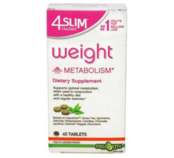 4 Slim Trainer Weight Metabolism