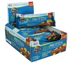 FucoProtein High Protein Thermogenic Bar Chocolate Macadamia Nut Crunch