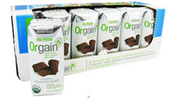 Organic Ready To Drink Meal Replacement Creamy Chocolate Fudge