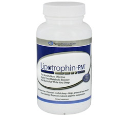 Lipotrophin-PM Night-Time Metabolic Booster 600 mg.