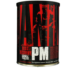 Animal PM Nighttime Anabolic Recovery Stack