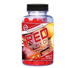 Red Palm Oil 500 mg.