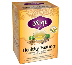 Healthy Fasting Organic Red Clover Tea Caffeine Free Formerly Fasting