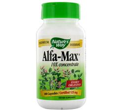 Alfa-Max 525 mg.