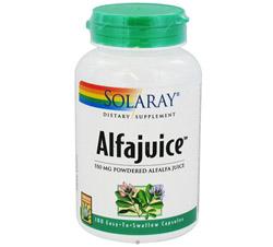 Alfajuice 550 mg.