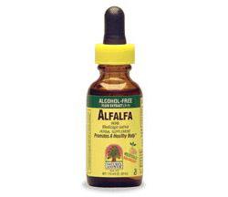 Alfalfa Herb Alcohol Free