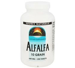 Alfalfa 10 Grain 648 mg.