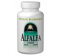 Alfalfa 648 mg.