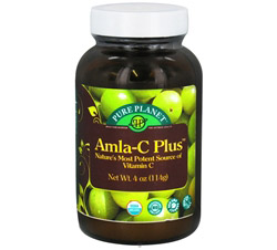 Amla-C Plus Natural Vitamin C Powder