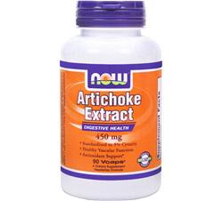 Artichoke Extract 450 mg.