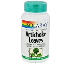 Artichoke Leaves 405 mg.