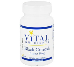 Black Cohosh Extract 80 mg. DAILY DEAL
