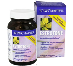 Estrotone Herbal Hormonal Balance