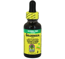 Goldenseal Root Alcohol Free