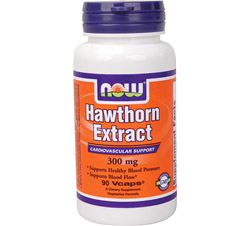 Hawthorn Extract 300 mg.