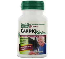 Herbal Actives CardioActin CLEARANCE PRICED