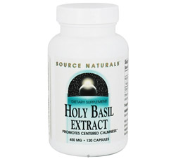 Holy Basil Extract 450 mg.