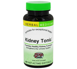 Kidney Tonic Alcohol Free