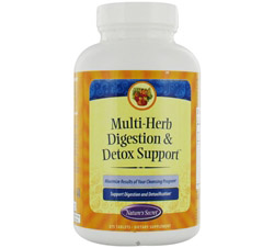 Multi-Herb Digestion and Detox Support