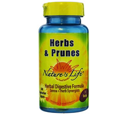 Herbs & Prunes Herbal Digestive Formula