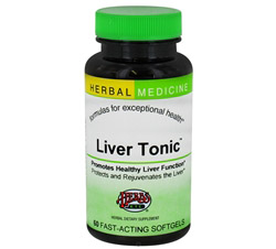 Liver Tonic Alcohol Free