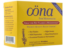 Herbal Supplement for Menopause