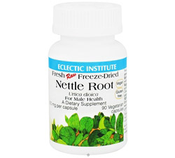 Nettle Root For Male Health Fresh Raw Freeze-Dried 250 mg.