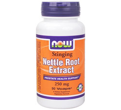Nettle Root Extract Vegetarian 250 mg.