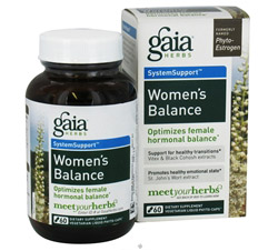 Women's Balance Liquid Phyto Capsules Formerly Phyto Estrogen