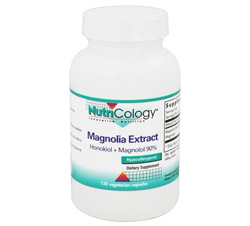 Magnolia Extract 200 mg.