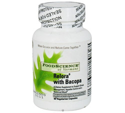 Relora with Bacopa Contains Magnolia Bark