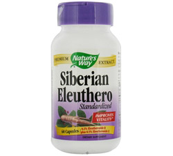 Siberian Eleuthero Standardized Extract