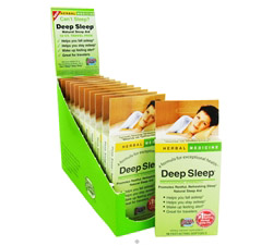 Deep Sleep Professional Strength Alcohol Free Contains California Poppy