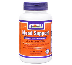 Mood Support with Saint John's Wort