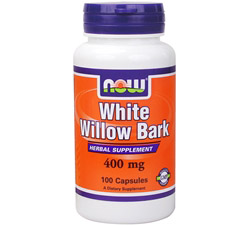 White Willow Bark 400 mg.