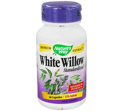 White Willow Bark Standardized Extract