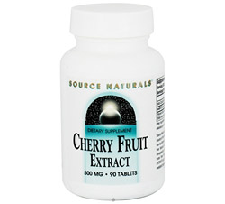 Cherry Fruit Extract 500 mg.