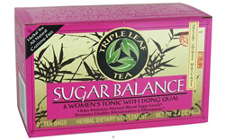 Sugar Balance & Women's Tonic with Dong Quai