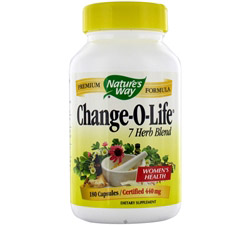 Change-O-Life 7 Herb Blend 440 mg.