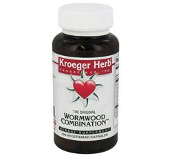 Herbal Combination The Original Wormwood Combination