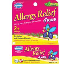 Allergy Relief 4 Kids