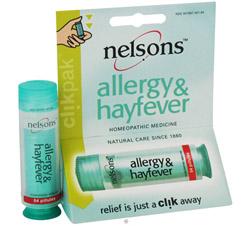 Allergy & Hayfever ClikPak