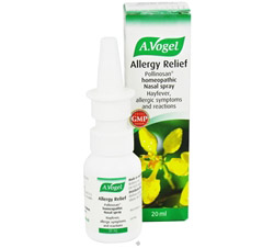 Allergy Relief Pollinosan Homeopathic Nasal Spray