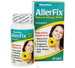 AllerFix Homeopathic Natural Allergy Relief