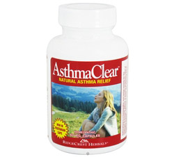 AsthmaClear Natural Asthma Relief