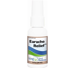 Homeopathic Natural Medicine Earache Relief