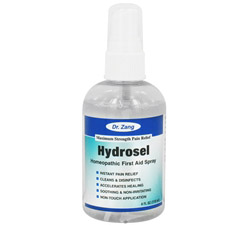 Homeopathic Hydrosel First Aid Spray CLEARANCE PRICED